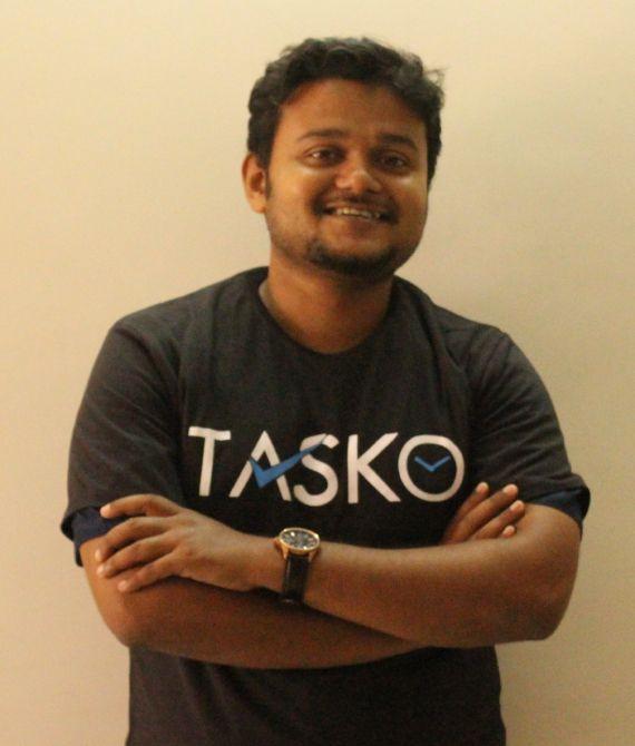 Animesh Sarkar - CEO Tasko