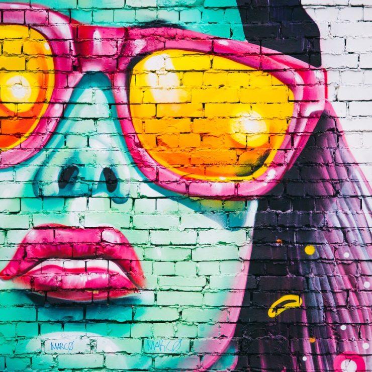 Graffiti Wall - Tasko