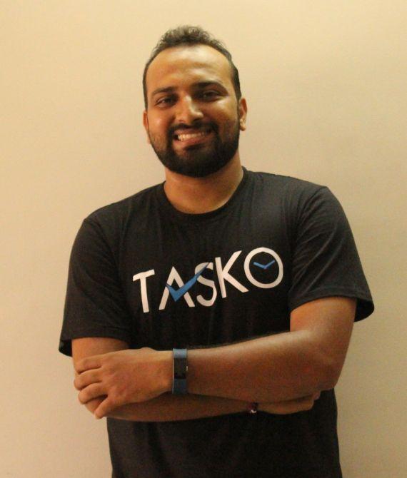 Subhajit Das COO Tasko