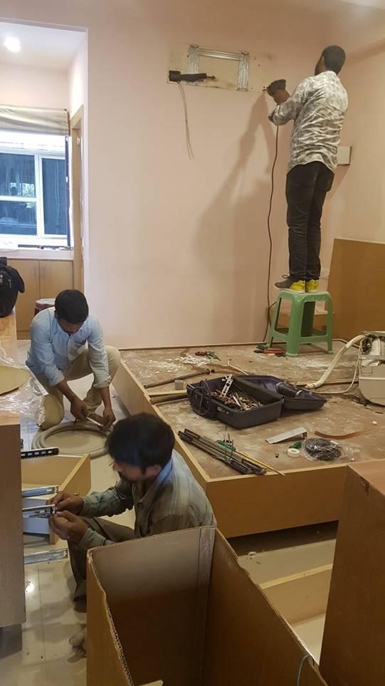 site work | Tasko
