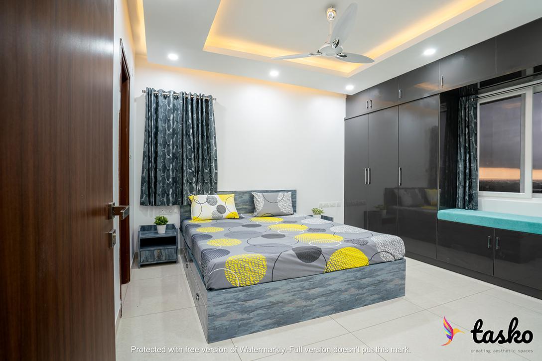 Bedroom Design in Kondapur
