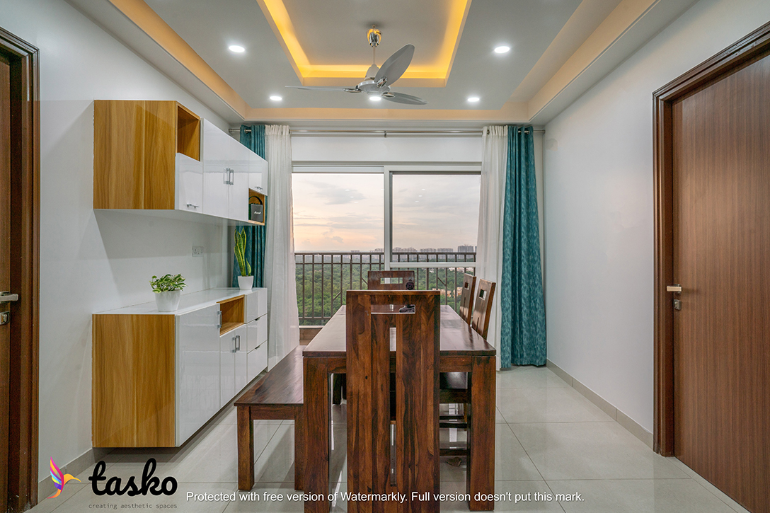 View from Dining Room- Kondapur
