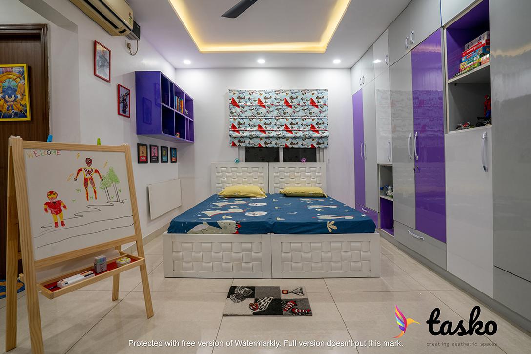 Children Bedroom In Gachibowli, Hyderabad