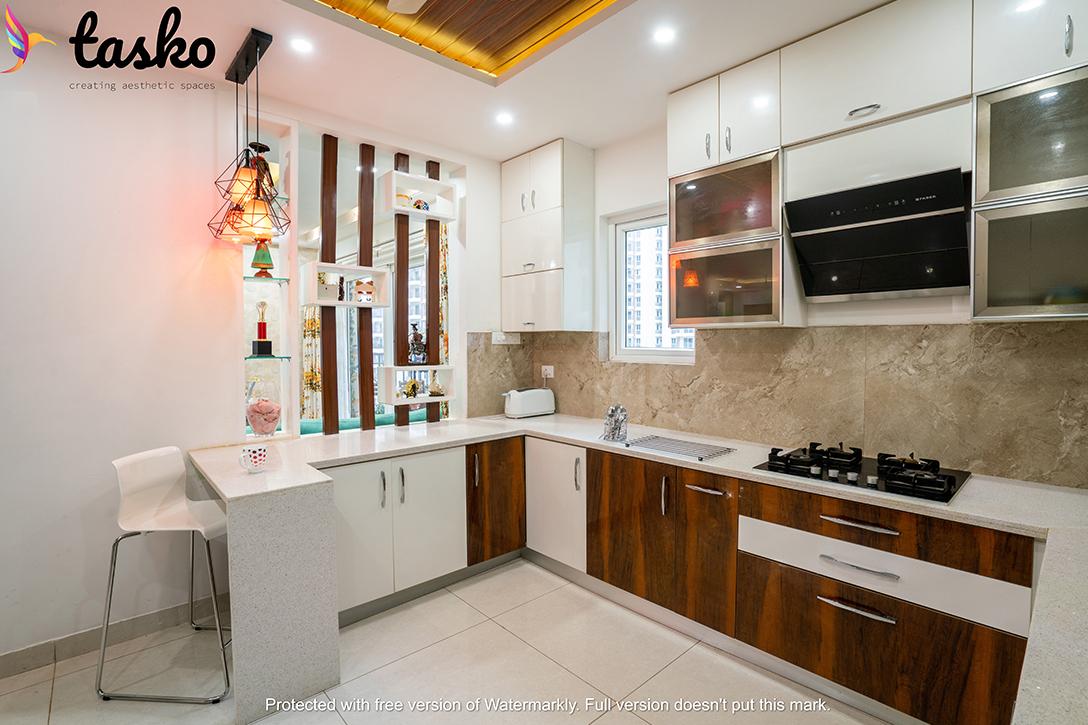 Kitchen Design in Gachibowli, Hyderabad