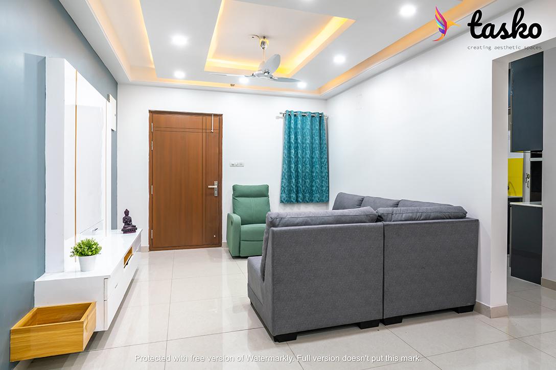 Living Area in Kondapur