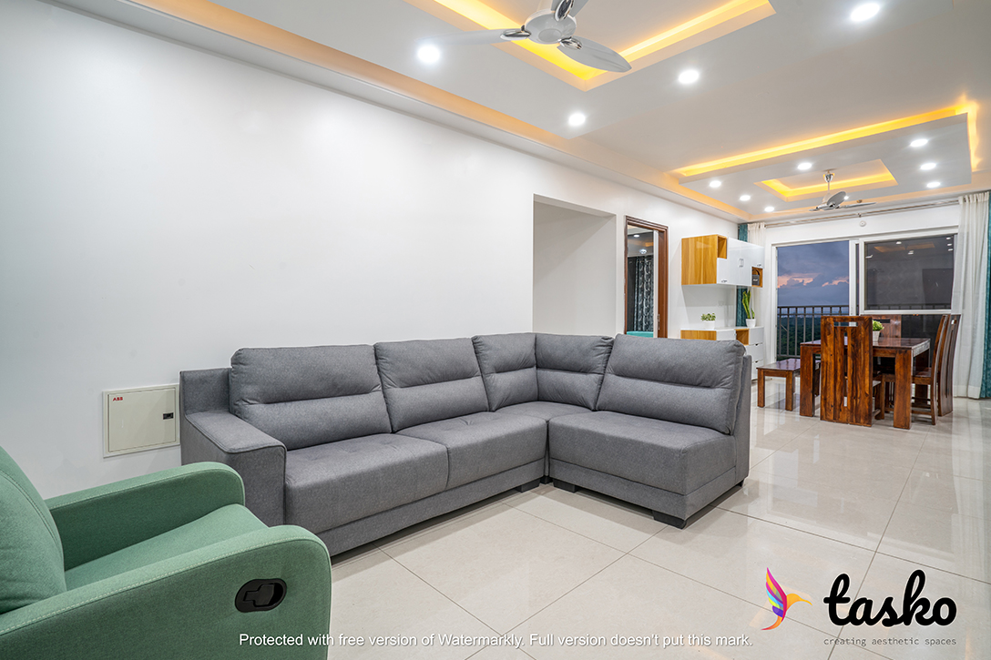 Sitting Area in Kondapur, Hyderabad
