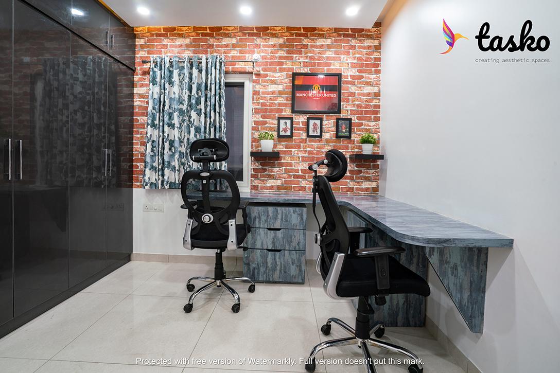 Elegant Study Area in Kondapur
