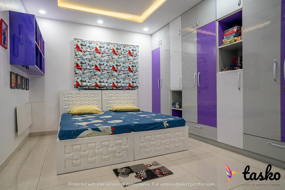 children room renovation in Gachibowli
