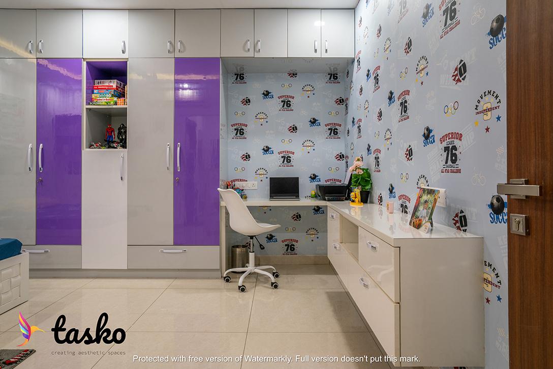 kids room design in Gachibowli, Hyderabad