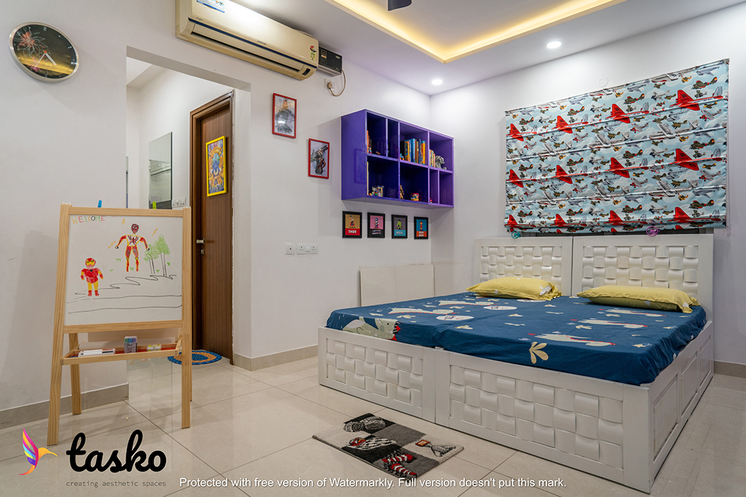 kids room interiors in Gachibowli