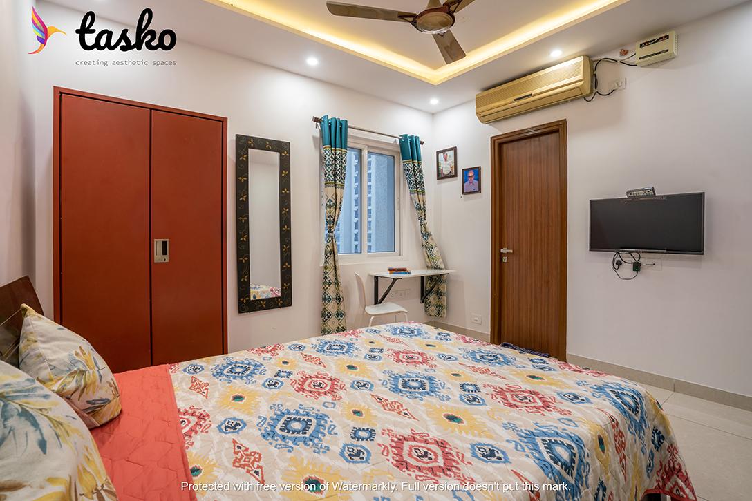 Room Interior in Gachibowli- TASKO